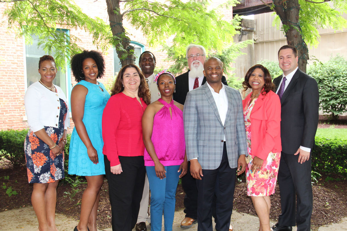 Institute for Entrepreneurial Excellence class photo