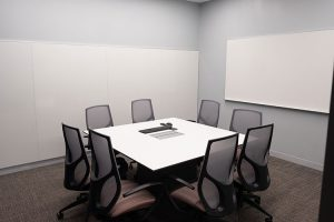 Photo of a conference room at the CEC in Homewood
