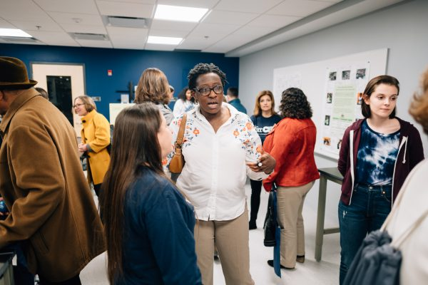 'Absolutely Thrilled' About What's to Come: Community Engagement Center Marks First Year